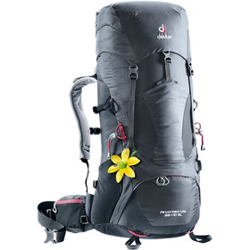 Deuter W's Aircontact Lite 35+10 SL Backpack graphite-black